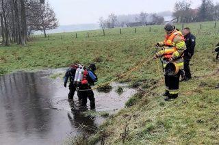 Nurkowie wyłowili ciało zaginionego 30-latka [foto]