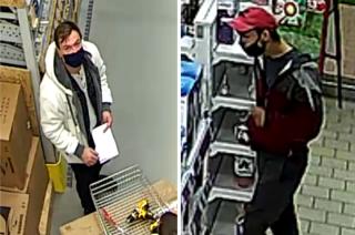 To podejrzani o kradzieże. Szuka ich ciechanowska policja