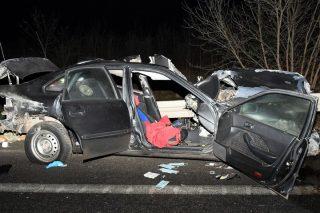 """24-latek ranny w wypadku na """"siódemce"""" nie żyje. Prawdopodobnie kierował pod wpływem narkotyków [fot]"""