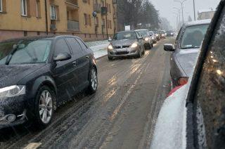 Rusz się Zenek, śnieg na dworze