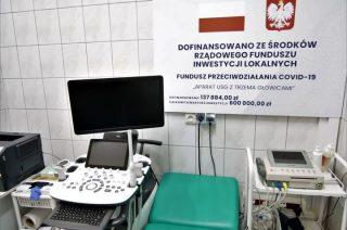 Szpital zainwestował 600 tys. zł w nowy sprzęt