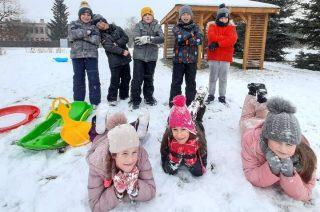 Zimowiska w Katolickiej Szkole Podstawowej w Mławie