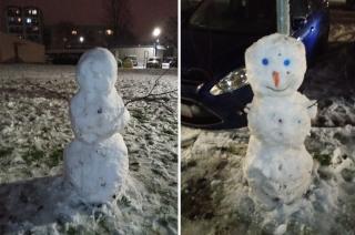 Jest śnieg, są i bałwany