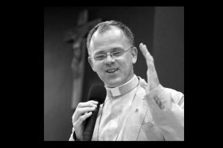 Nie żyje ks. Artur Godnarski koordynator Przystanku Jezus