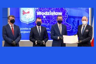 3 nowe miasta na Mazowszu. W Polsce 10