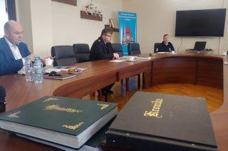 Burmistrz powołał komitet organizacyjny obchodów 140 lat OSP
