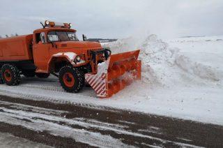 Tylko w styczniu powiat wydał 460 tys. na zimowe odśnieżanie