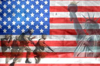"""Stracił 14 tys. przez """"amerykańską żołnierkę"""""""