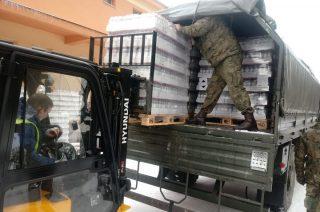 Ponad 58 tysięcy litrów płynów do dezynfekcji trafiło do szkół i przedszkoli na Mazowszu