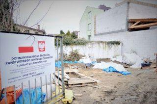 Powiatowe Centrum Opiekuńczo-Mieszkalne w budowie [FOTO]