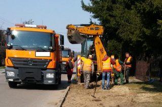 Ruszy budowa kanalizacji na Kolejowej