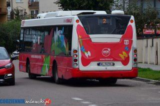 Autobusy MKM już zatrzymują się na Płockiej