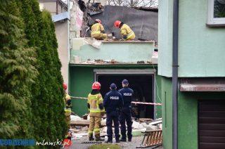 Wybuch w budynku na Płockiej. Jedna osoba nie żyje [FOTO, FILM]