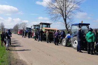 Protest poskutkował. Nie będą grzebać martwych kur w Lipowcu