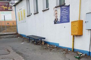 Porzucone śmieci napotkać zarówno w mieście jak i w lesie