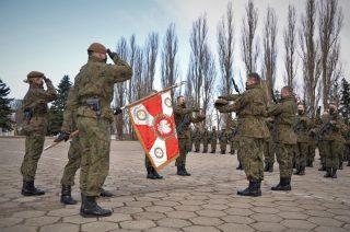 Przeszkolenie zakończone, w sobotę staną do wojskowej przysięgi
