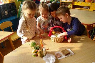 """""""Krasnale"""" gotowe do Świąt Wielkanocnych"""