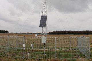 Stacja meteo w Grzebsku już działa