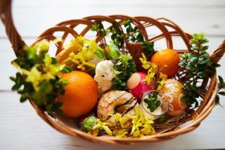 Wielkanoc 2021. Jak pobłogosławić pokarmy w domu?