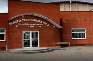 Burmistrz ogłosił konkurs na stanowisko dyrektora SP 3