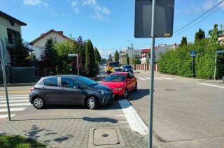 Policja ustaliła jak doszło do zderzenia na ulicy Lawicz-Liszki