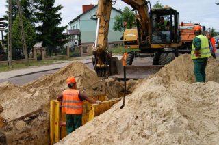 Budowa kanalizacji z przygodami. Będą kolejne utrudnienia w ruchu