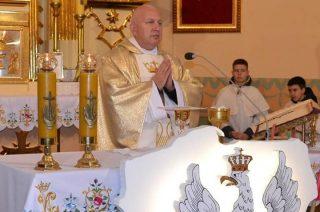 30 – lecie święceń kapłańskich księdza Cezarego Olzackiego