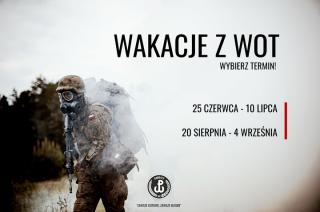 5 Mazowiecka Brygada Obrony Terytorialnej. Wakacyjne szkolenie dla uczniów i studentów