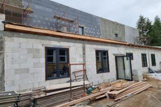 Centrum Opiekuńczo -Mieszkalne nabiera kształtów