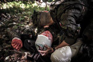 Specjaliści grup poszukiwawczo – ratowniczych szkolili się w 5 Brygadzie