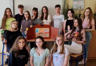 Trybunał Sprawiedliwości Dzieci i Młodzieży – projekt z udziałem uczniów I LO w Mławie