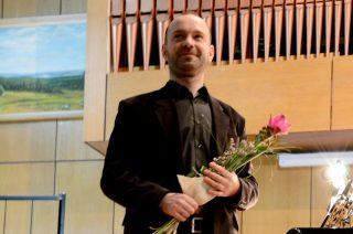 Robert Gorgoń laureatem konkursu Centrum Edukacji Artystycznej