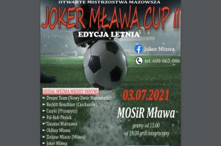 Otwarte Mistrzostwa Mazowsza odbędą się w Mławie