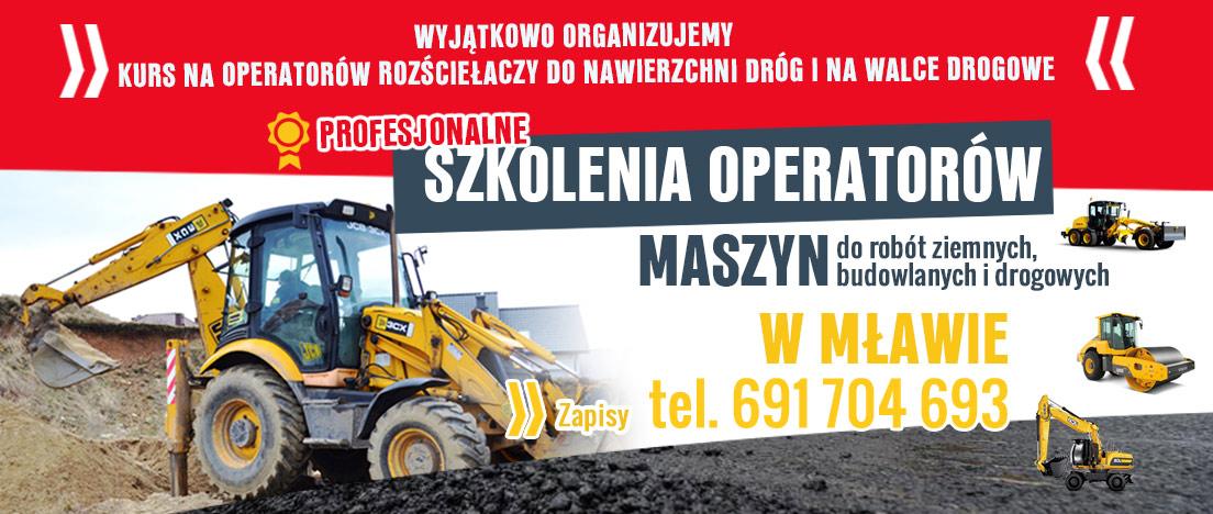 ZS nr 1 kursy Mława