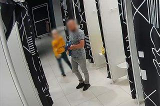 Gdy zobaczył swoje zdjęcie sam zgłosił się na policję