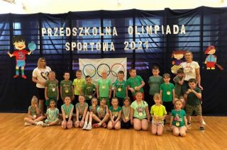 Złoci medaliści Olimpiady Sportowej w MPS nr 3 [FOTO]
