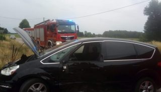 AKTUALIZACJA: Zatrzymano uczestników tragedii pod Myszyńcem. Obaj byli pijani