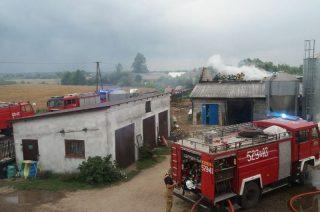Szreńsk. Trwa zbiórka dla poszkodowanych w pożarze