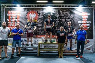 Sebastian Komorek multimedalistą mistrzostw Polski w martwym ciągu