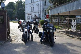Terytorialsi na motocyklach. Święto 5 MBOT