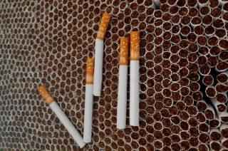 200 tys. szt papierosów bez akcyzy w gminie Strzegowo