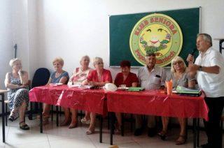 Klub Seniora Pogodny Uśmiech ma nowe władze