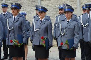 Uroczysty apel z okazji Święta Policji, awanse i odznaczenia
