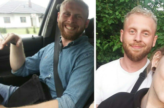 Uwaga!!! Zaginął 23 – letni mężczyzna
