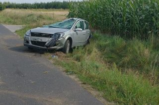 Pijany 24-latek za kierownicą opla w Głużku i pirat drogowy w Szreńsku