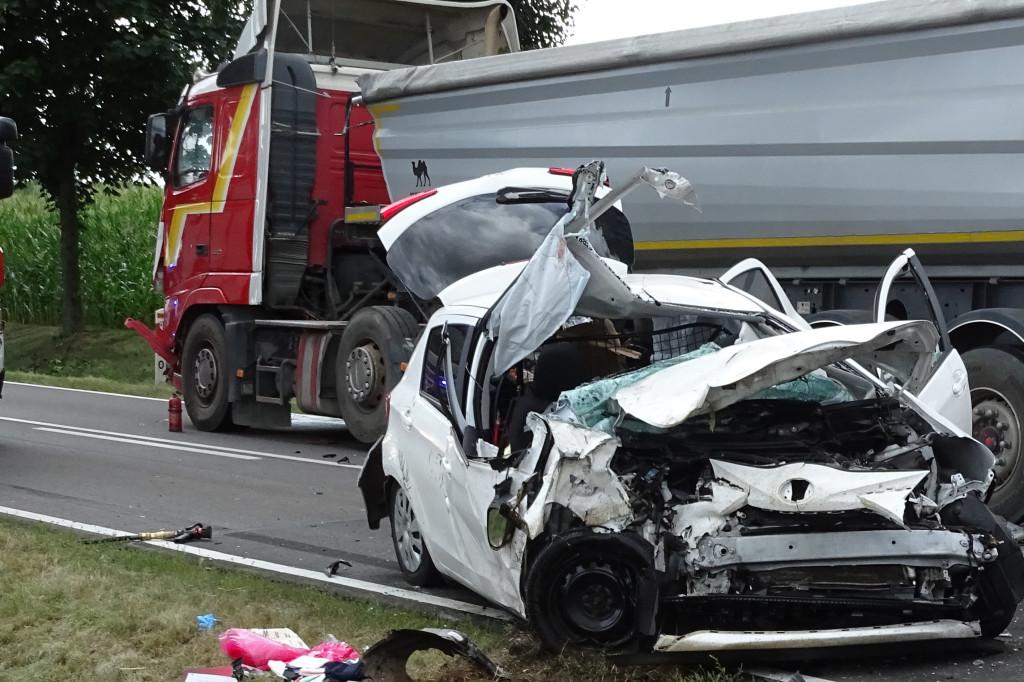 Mieszkaniec powiatu mławskiego doprowadził do tragicznego wypadku