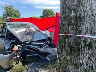 Śmiertelny wypadek koło Działdowa. Zginęła 62-letnia kobieta