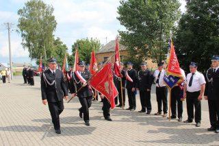 W Grzebsku strażacy ochotnicy świętowali 100-lecie działalności