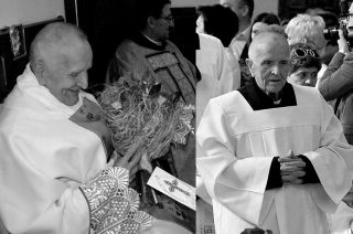 Zmarł ks. Ludwik Jan Jasiński, były proboszcz parafii w Stupsku