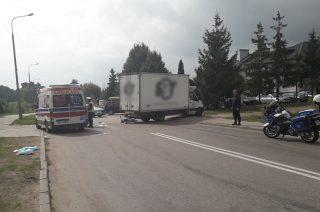Wypadek na ul. Płockiej. Znamy ustalenia Policji